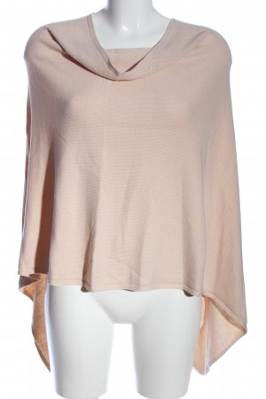 Opus Poncho pink Casual-Look