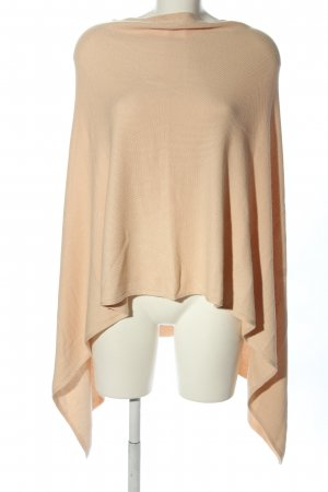 Opus Poncho creme Business-Look