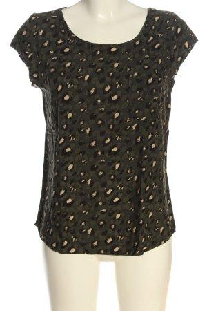 Opus Print-Shirt Allover-Druck Casual-Look