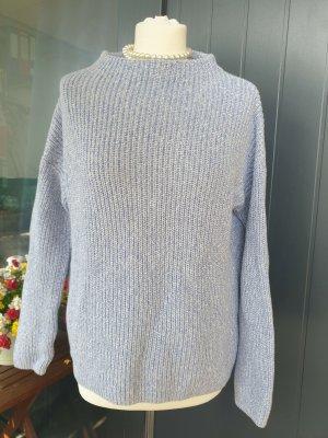 Opus Pullover a maglia grossa multicolore Cotone