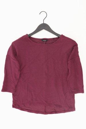 Opus Pullover Größe 38 rot aus Viskose