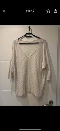 OPUS-Pullover in Beige & Größe 38
