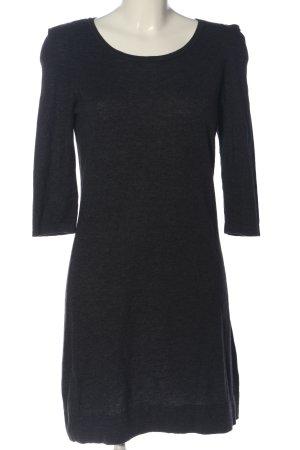 Opus Abito maglione nero puntinato stile casual