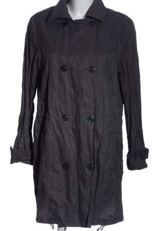 Opus Manteau de pluie gris clair style décontracté