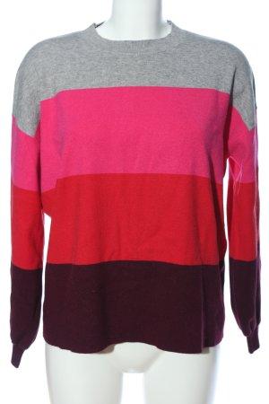 Opus Crewneck Sweater flecked casual look