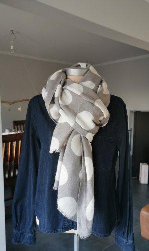 Opus Woolen Scarf white-light grey