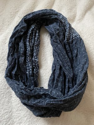 Opus Tube Scarf dark blue
