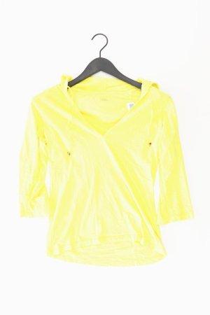 Opus Shirt gelb Größe 38