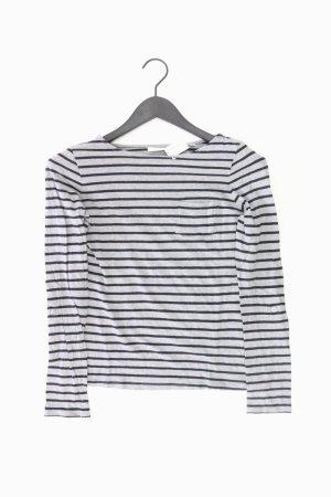 Opus Shirt Größe 36 gestreift grau