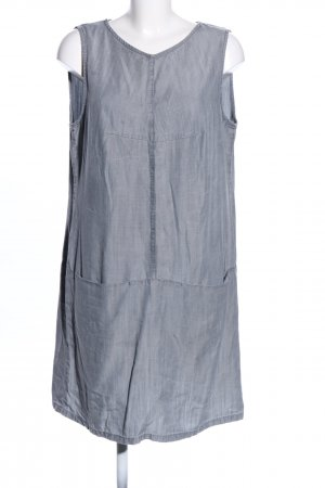 Opus Shirt Dress blue casual look