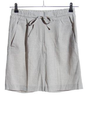 Opus Shorts hellgrau meliert Casual-Look