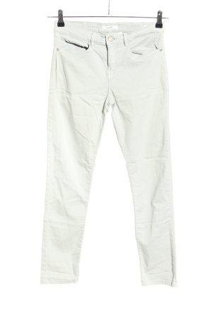 Opus Skinny Jeans weiß Casual-Look