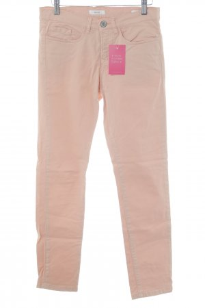 Opus Slim Jeans apricot Casual-Look