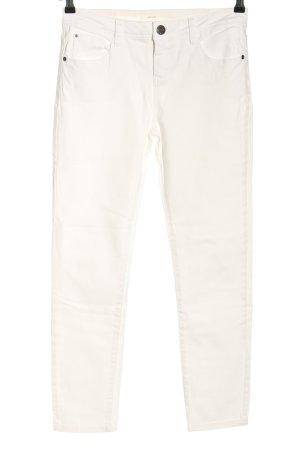 Opus Slim Jeans wollweiß Casual-Look