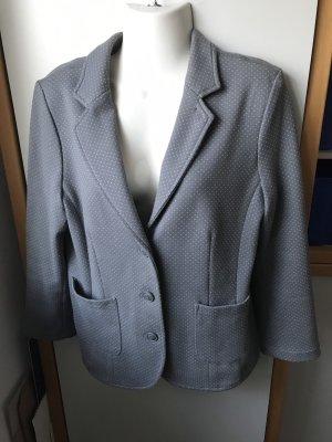 Opus Jersey Blazer gris claro