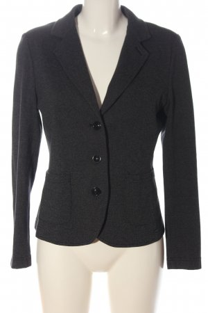 opus someday is today Knitted Blazer black business style