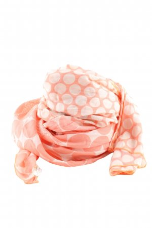 Opus Summer Scarf nude-white allover print business style