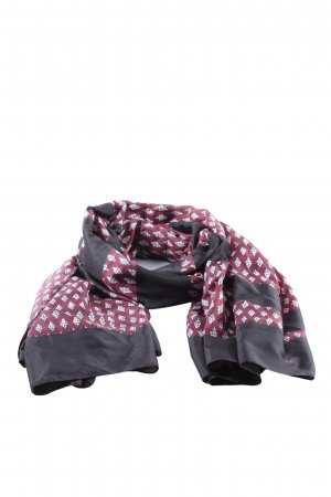 Opus Summer Scarf graphic pattern casual look