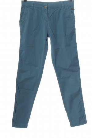 Opus Jersey Pants blue casual look