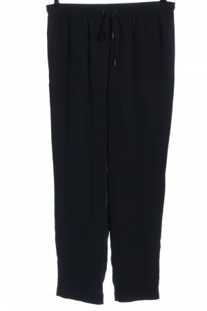 Opus Jersey Pants black casual look
