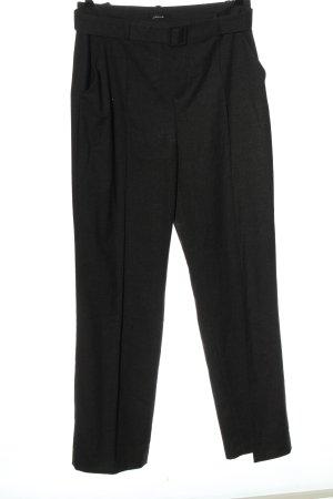 Opus Jersey Pants light grey business style