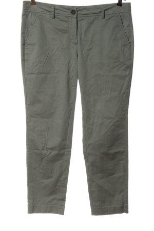 Opus Jersey Pants khaki casual look