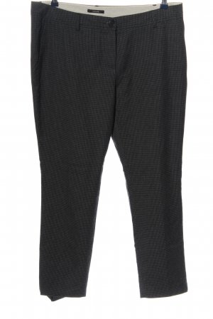 Opus Stoffhose Allover-Druck Casual-Look