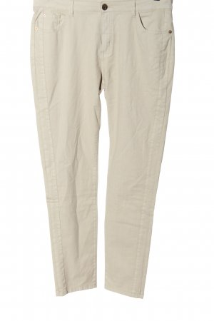 Opus Jersey Pants natural white casual look