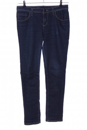 Opus Straight-Leg Jeans blau Casual-Look