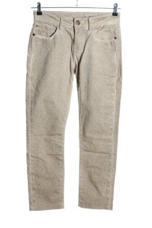 Opus Stretch Jeans hellgrau Casual-Look
