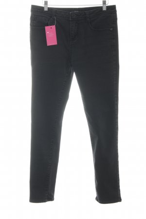 Opus Stretch jeans zwart casual uitstraling