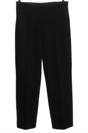 Opus Stretch broek zwart casual uitstraling
