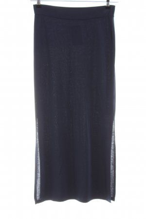 Opus Stretchrock blau Casual-Look