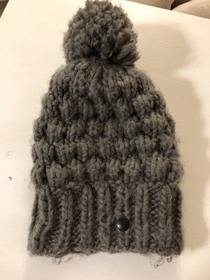 Opus Knitted Hat grey