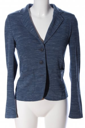 Opus Knitted Blazer blue-white flecked business style