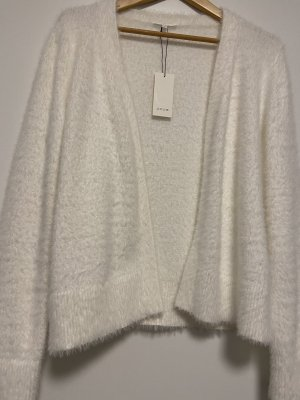 Opus Futrzana kurtka biały