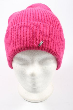 Opus Knitted Hat pink elegant