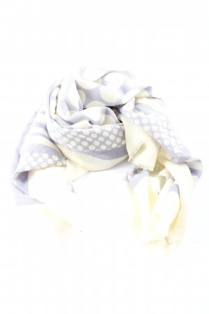 Opus Knitted Scarf spot pattern casual look