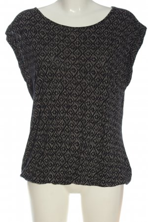 Opus Knitted Jumper black-white casual look