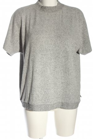 Opus Knitted Jumper light grey casual look