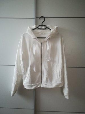 Opus Chaleco con capucha blanco