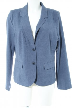 Opus Sweatblazer blau Business-Look