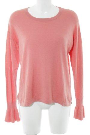 Opus Sweatshirt pink Casual-Look