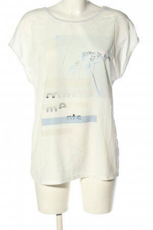 Opus T-Shirt meliert Casual-Look