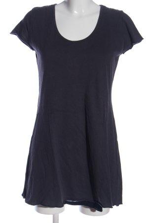 Opus T-Shirt blau Casual-Look