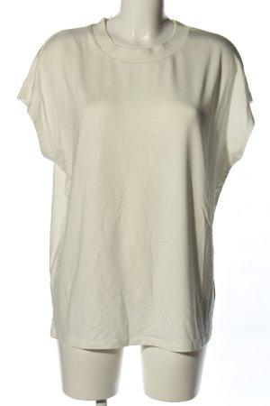Opus T-Shirt wollweiß Casual-Look