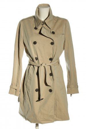 Opus Trenchcoat creme Casual-Look