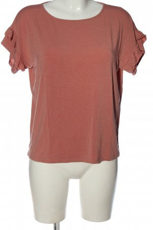 Opus T-shirt rosso stile casual