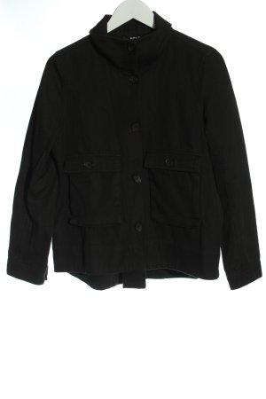 Opus Between-Seasons Jacket black casual look