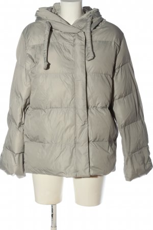 Opus Winter Jacket light grey quilting pattern casual look